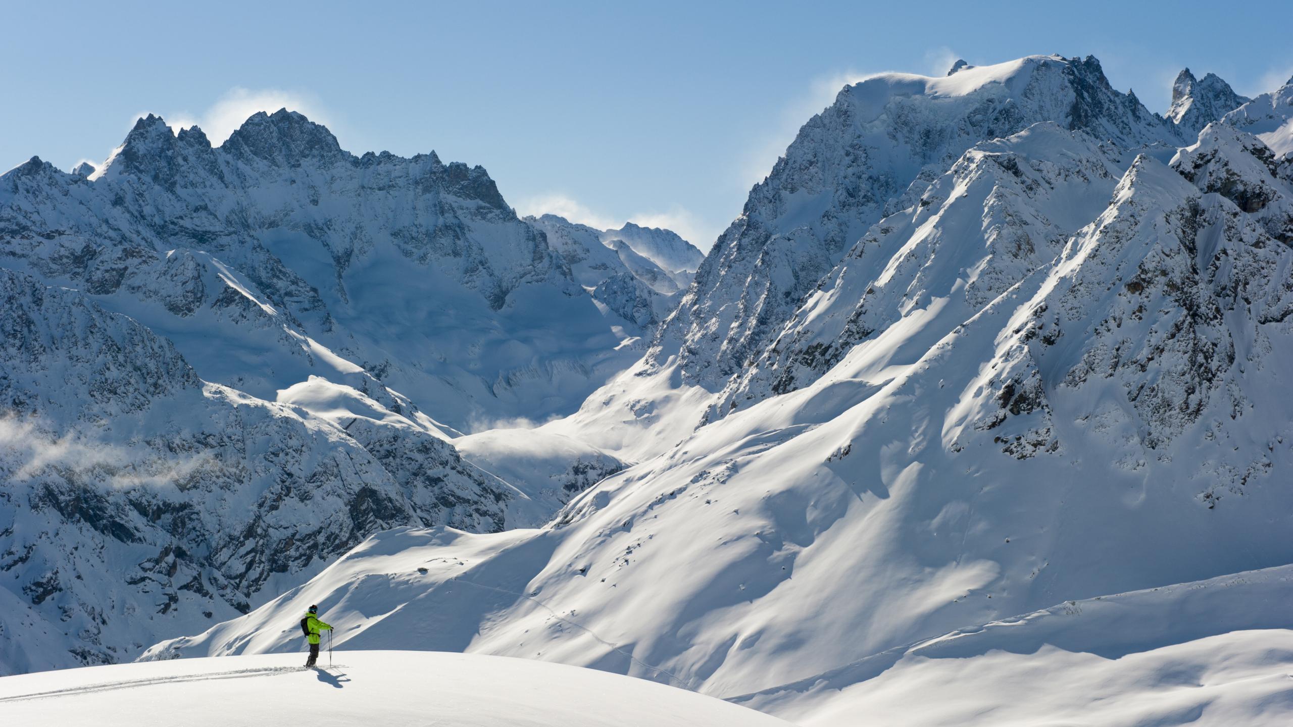 Pistes noires sensationnelles: Mont-Dolin