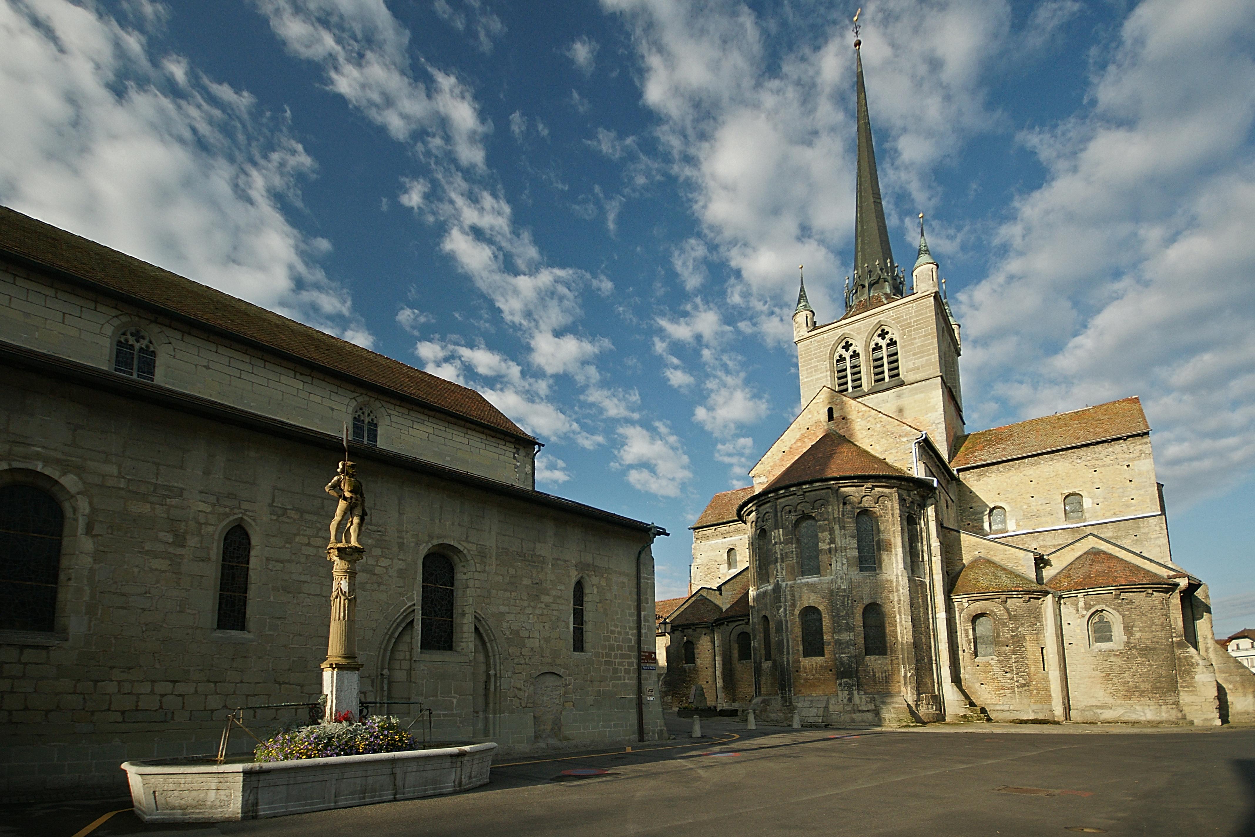 Abtei von Payerne