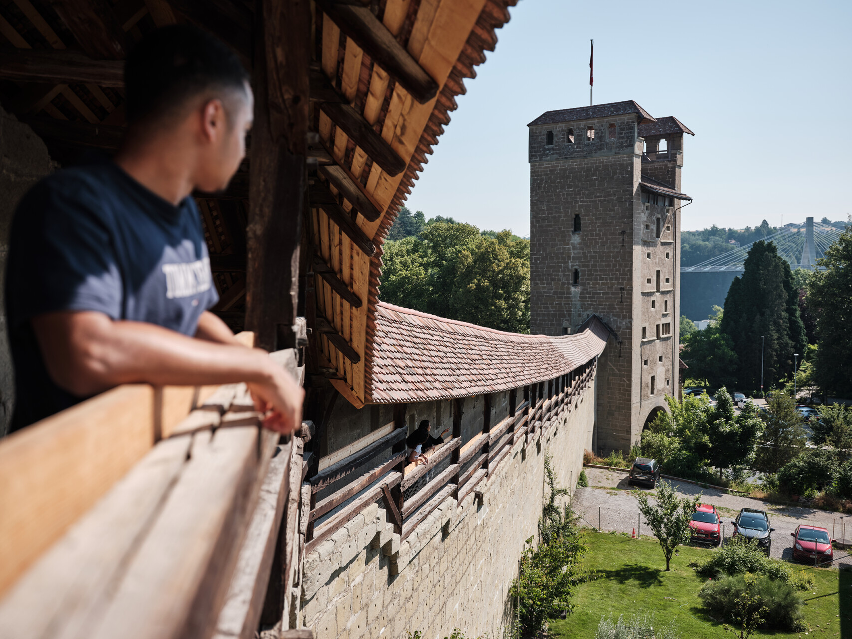 Fortifications Fribourg