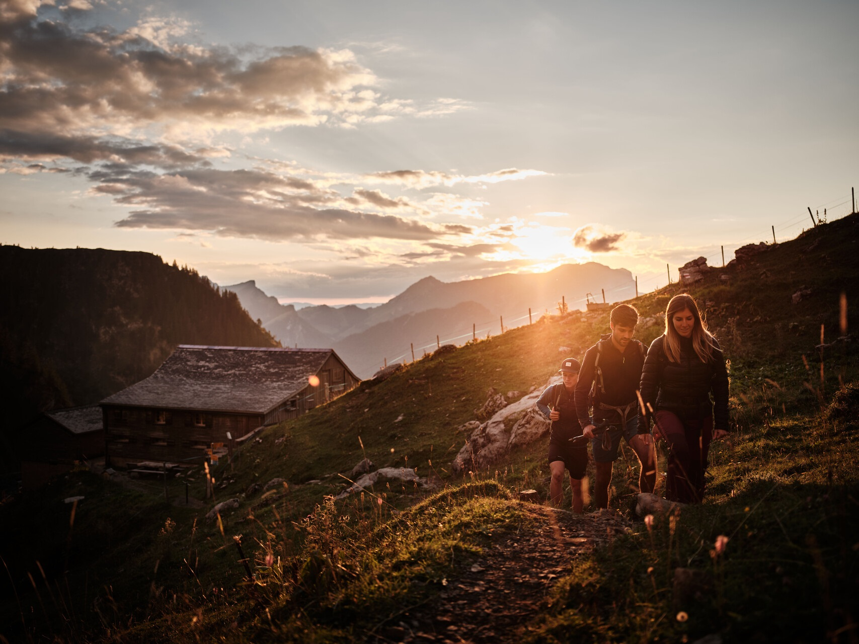 Forfait trekking gruyère