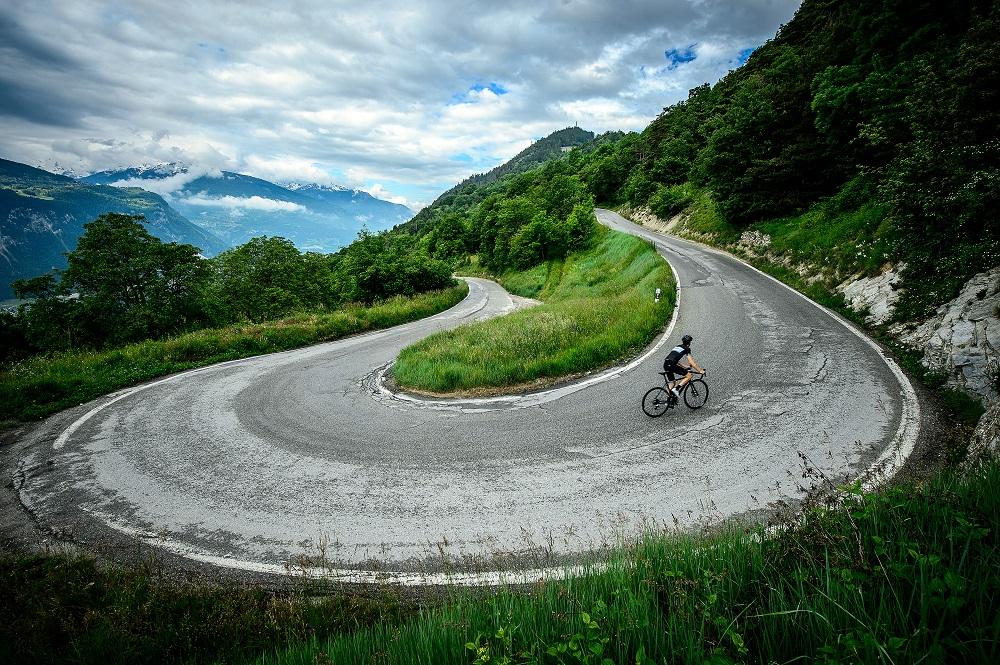 Crans-Montana, destination de rêve pour le vélo de route, le VTT et l'e-bike