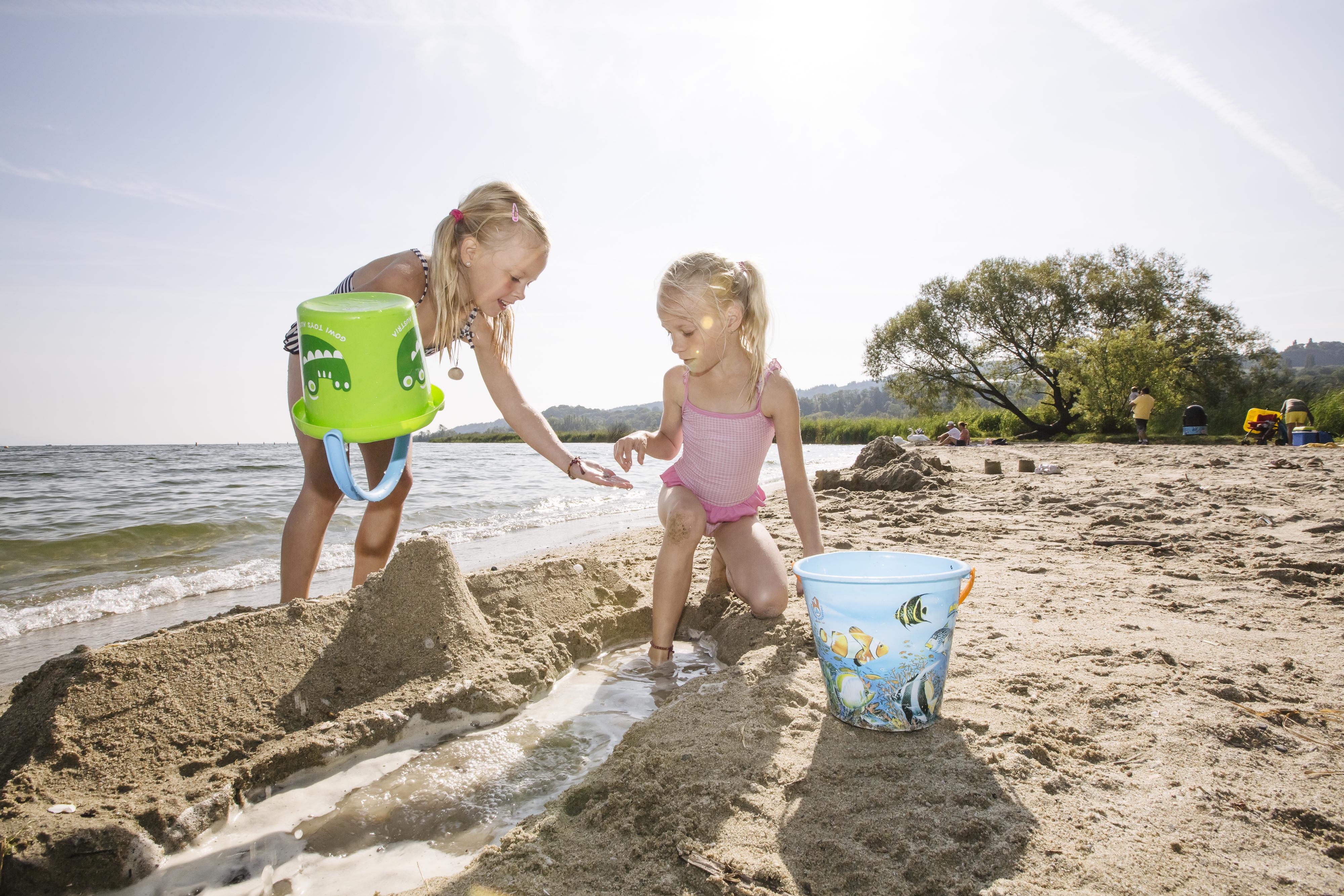 Bons plans pour vos vacances d'été en Suisse - Profitez d'activités fun pour toute la famille dans les lacs et rivières du canton de Vaud