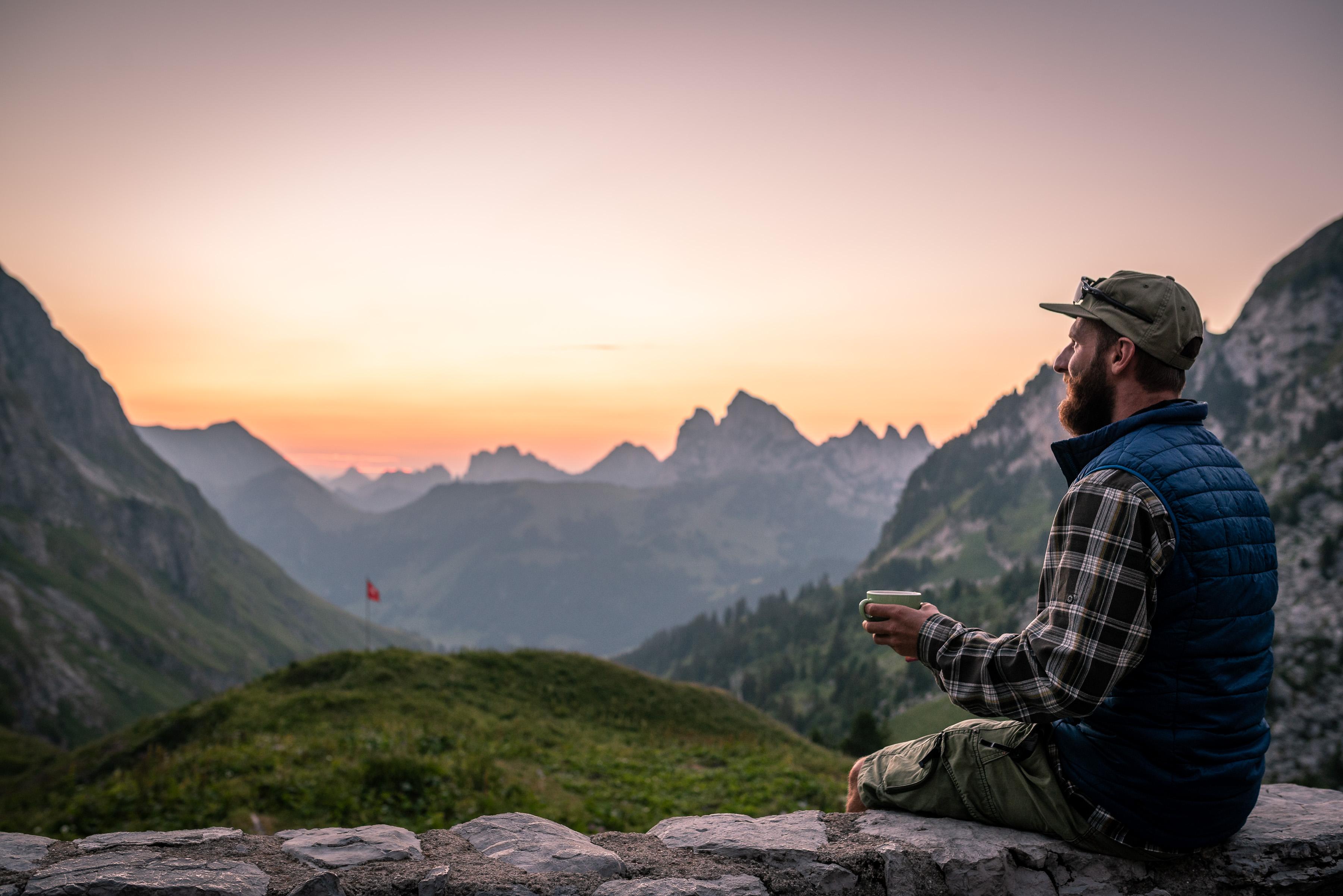 Les plus belles cabanes de montagne de Suisse - Cabane des Marindes au Val-de-Charmey, Fribourg