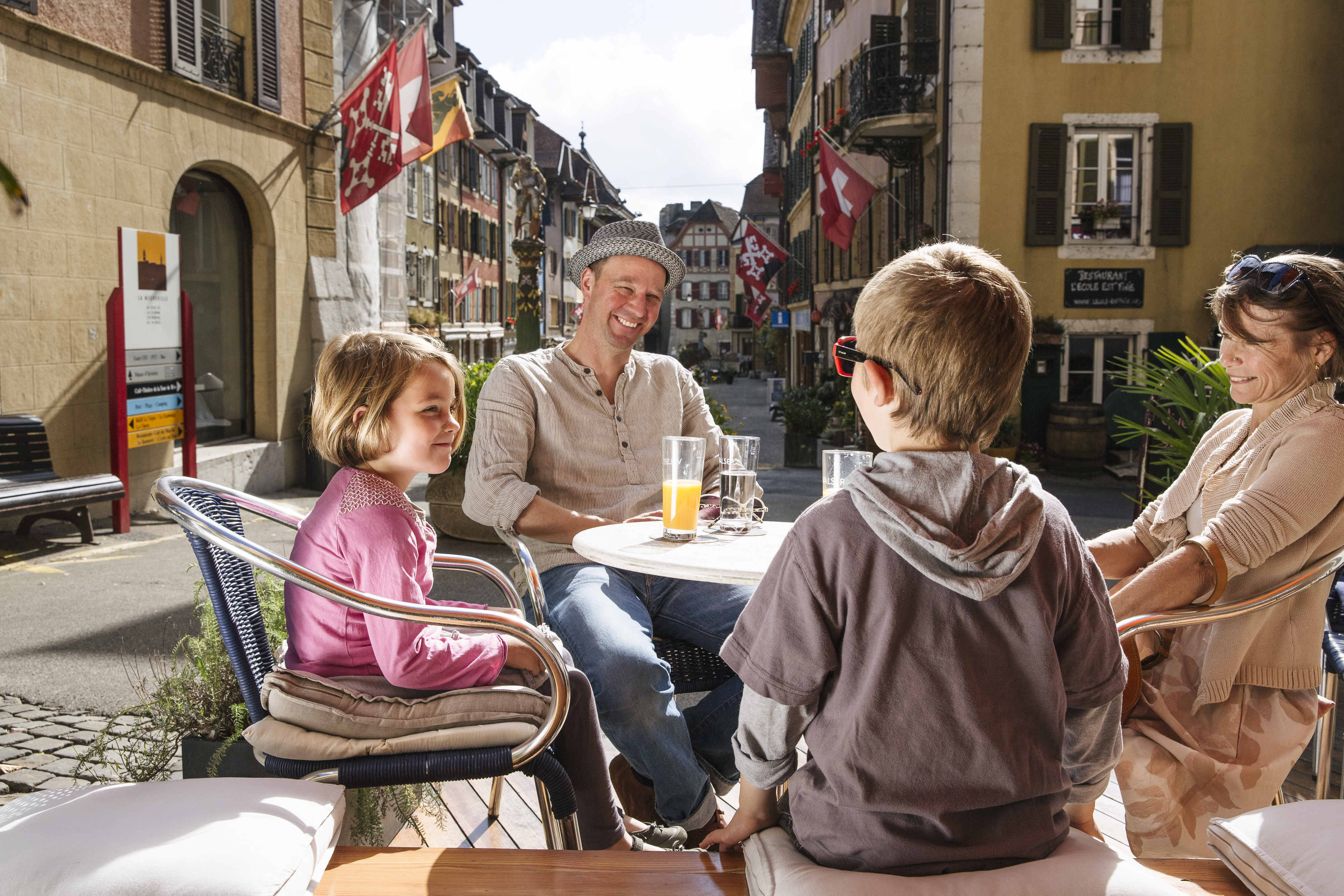 Les plus beaux villages de Suisse romande - La Neuveville (Jura bernois)
