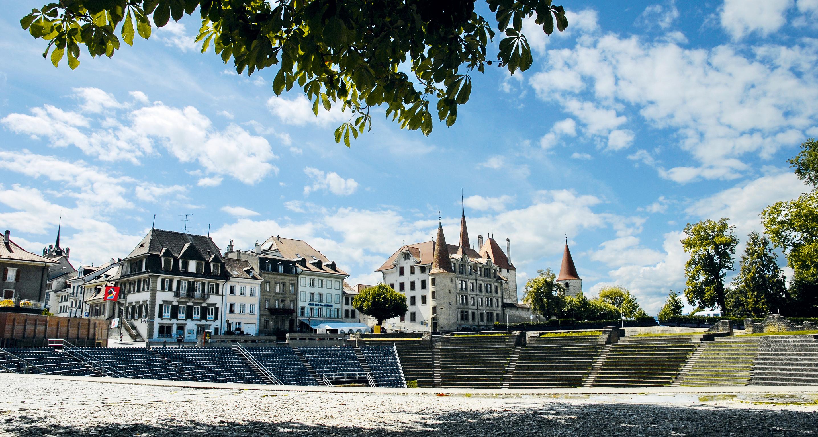 Les plus beaux villages de Suisse romande - Avenches (Vaud)
