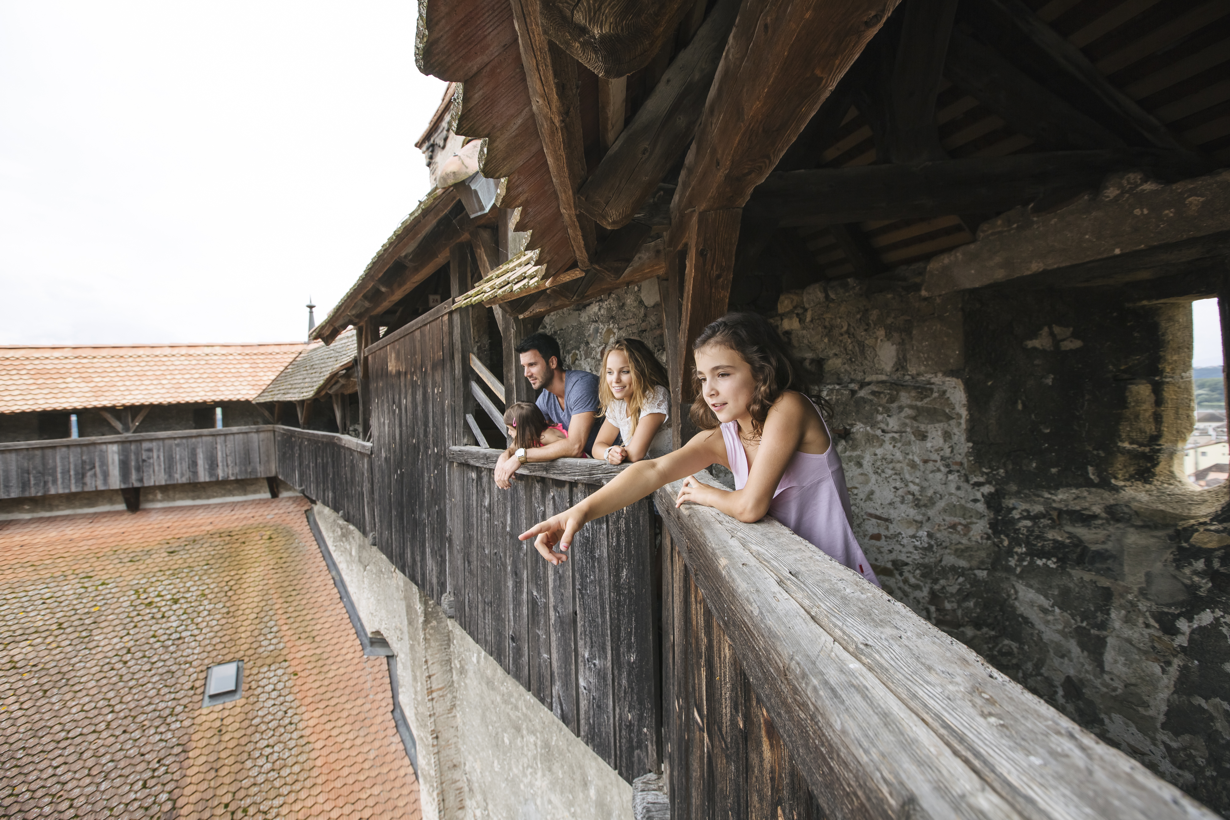 Les plus beaux villages de Suisse romande - Grandson (Vaud)