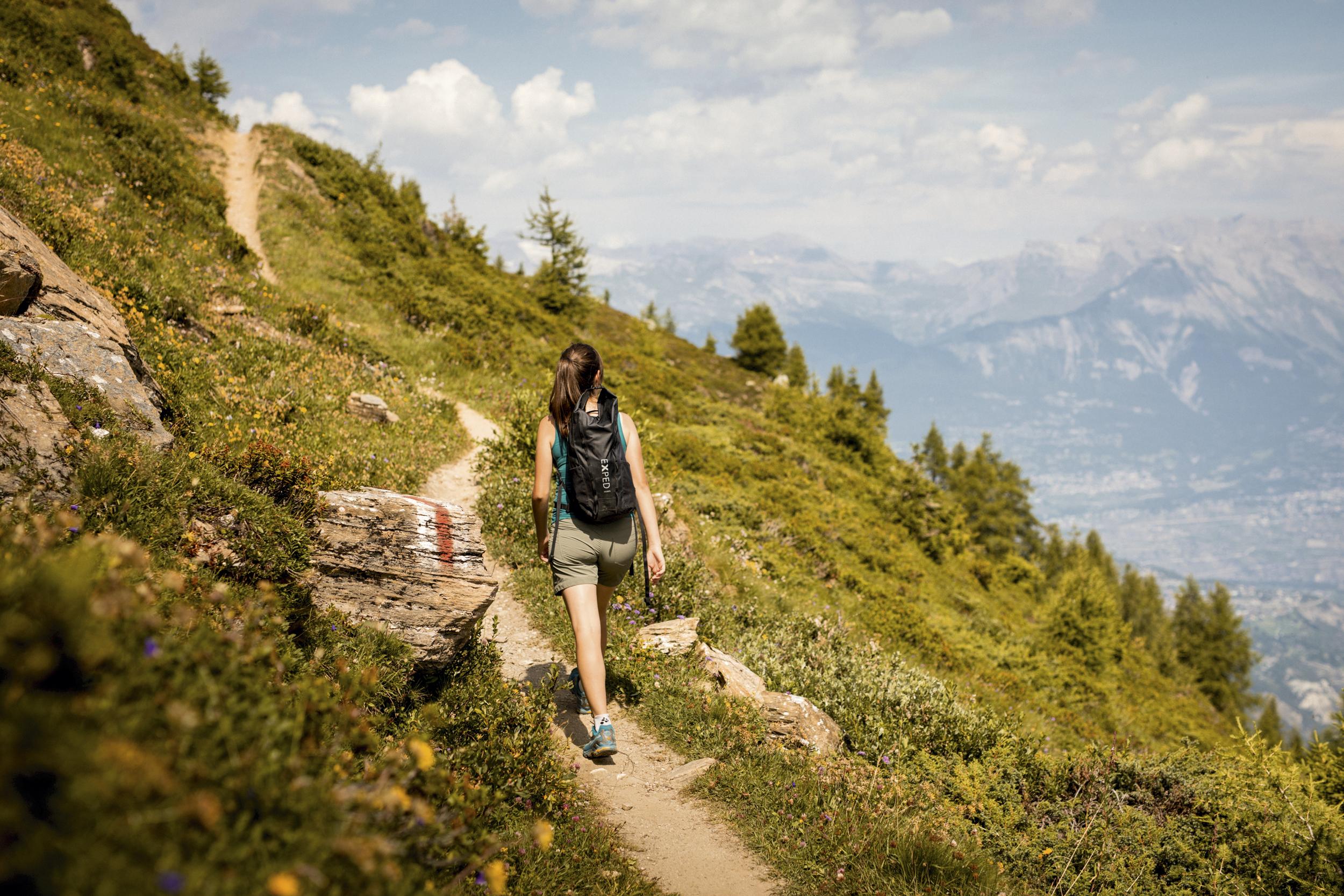 Votre été dans le Val d'Hérens, pays de la randonnée
