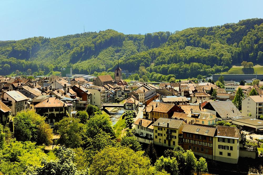 Les plus beaux villages de Suisse romande - Moudon (Vaud)