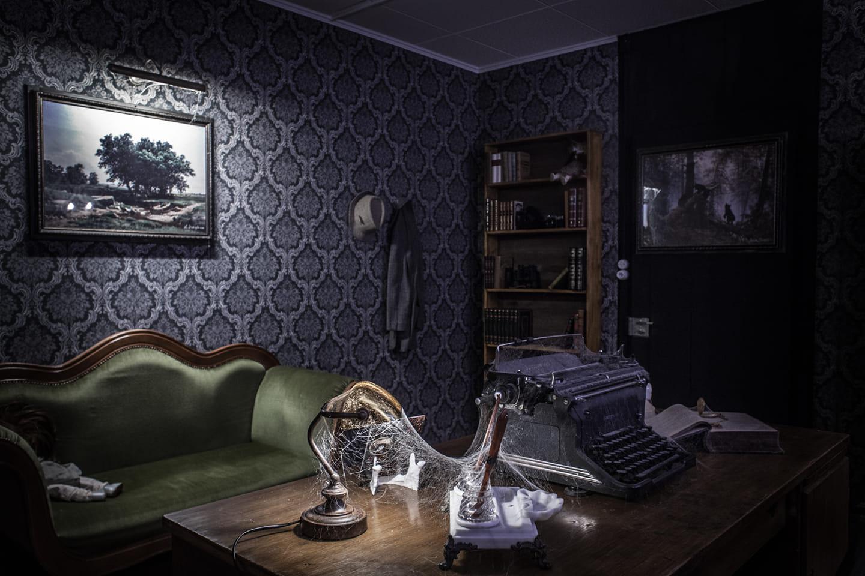 Escape Room horreur Villeret