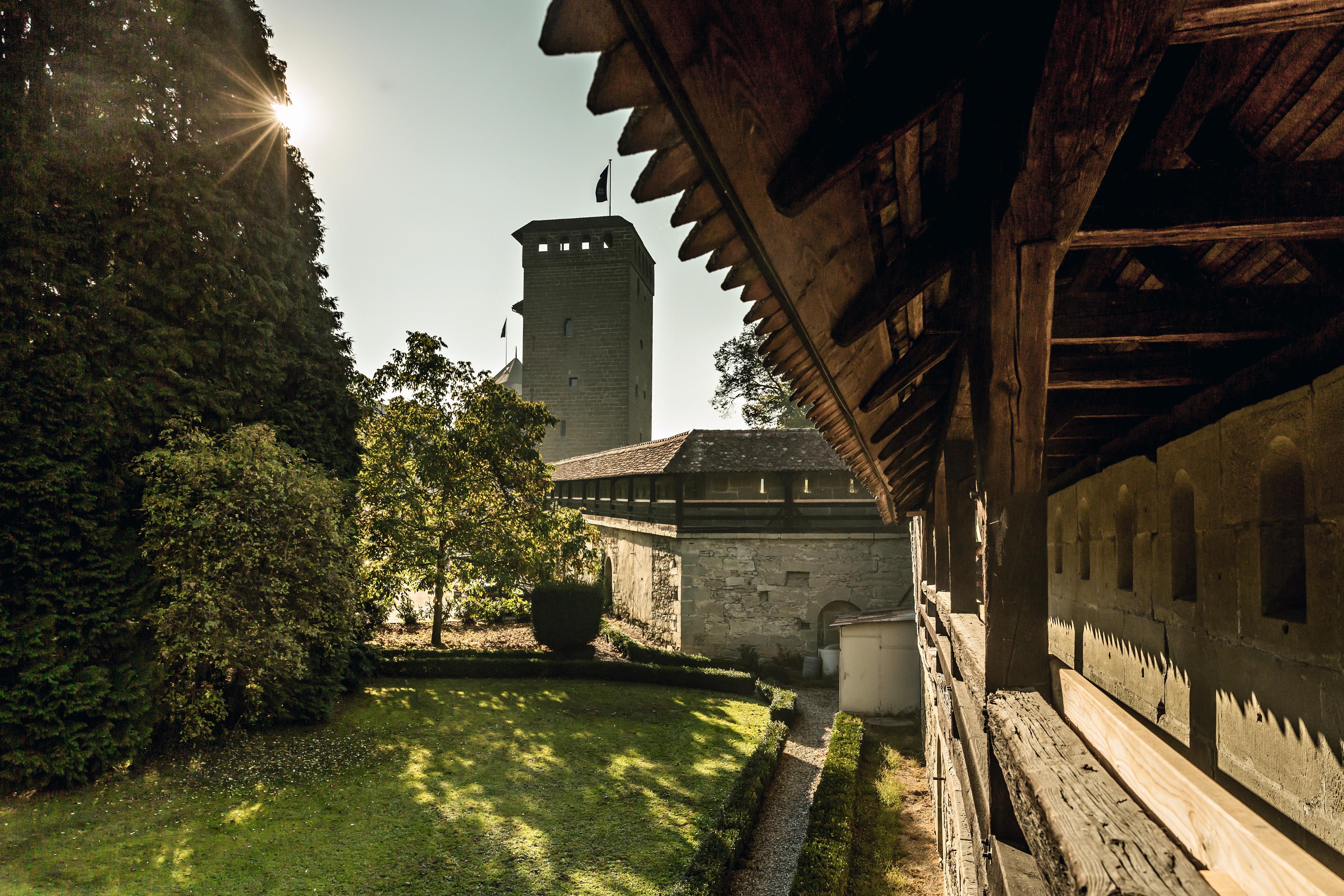 Immersion en plein Moyen Age sur les remparts de Fribourg